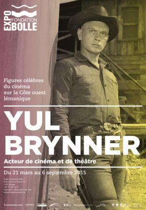 Yul Brynner, Acteur de cinéma et de théâtre