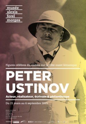 Sir Peter Ustinov, Acteur, réalisateur, écrivain et philanthrope