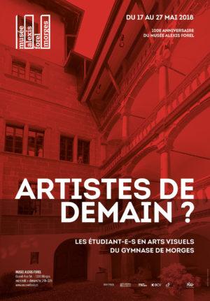 ARTISTES DE DEMAIN ?