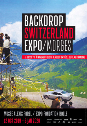 BACKDROP SWITZERLAND EXPO