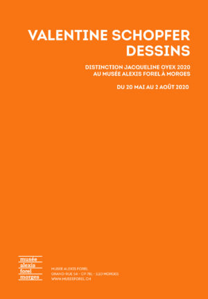 DISTINCTION JACQUELINE OYEX – 2020